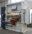 EMBOSSING MACHINES TOMBONI 1500 T