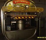 EMBOSSING MACHINES MOSTARDINI300 T