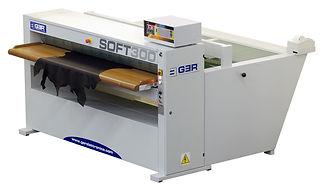 Electronic surface measuring machine