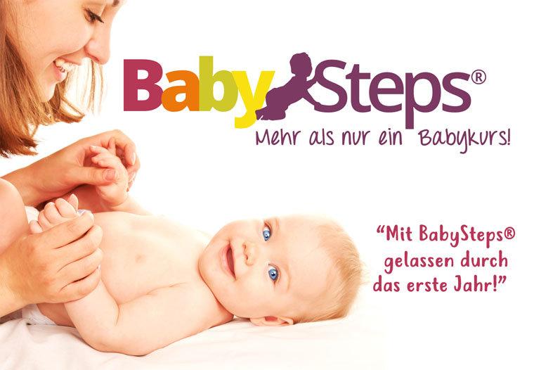 BabySteps 8 Wochen Kurs