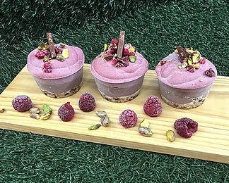 Luv Cakes at The Green Room Salad Bars