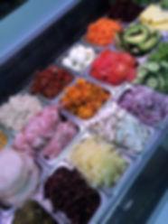 Salad Bar at The Green Room Salad Bars