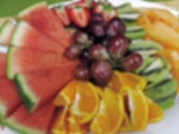 Fruit Platter at The Green Room Salad Bars