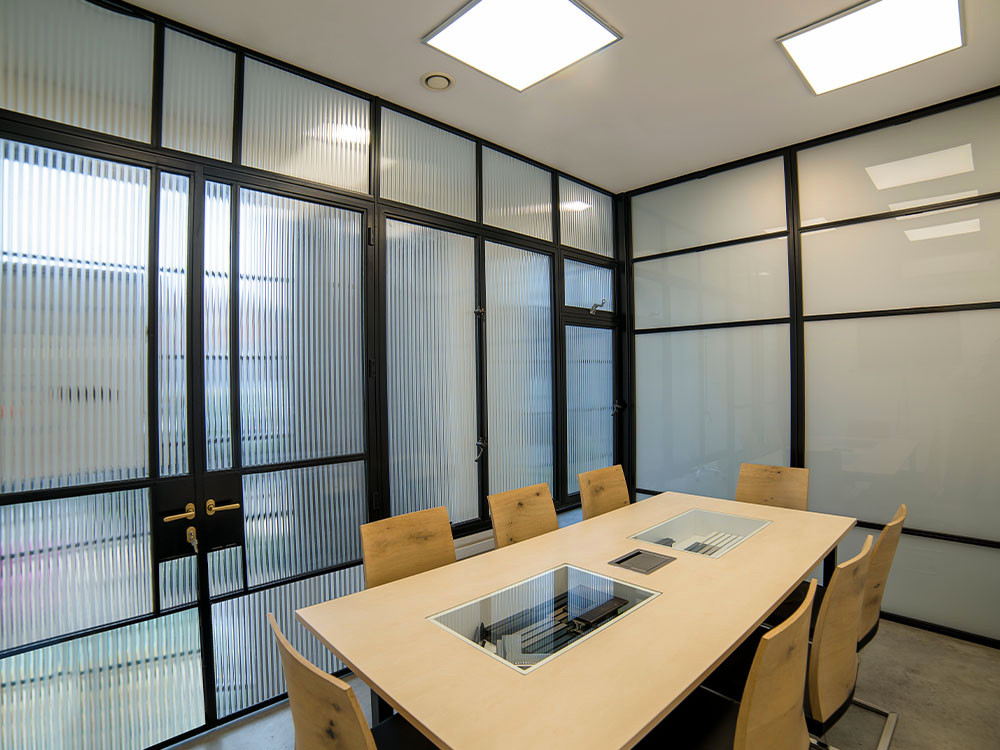 reeded office