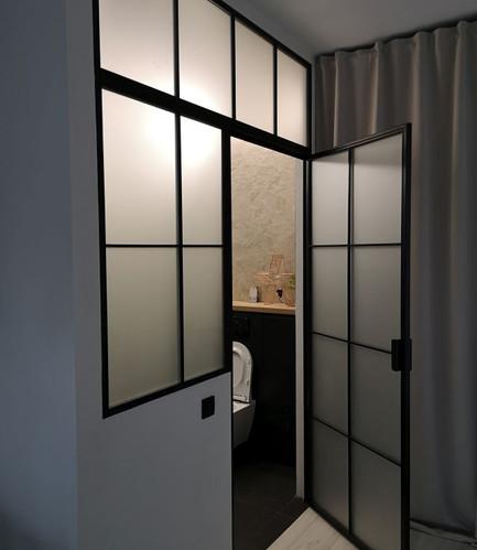 Crittall Style Bathroom