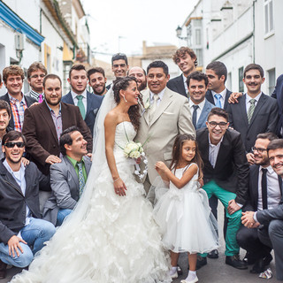 Wedding Spain