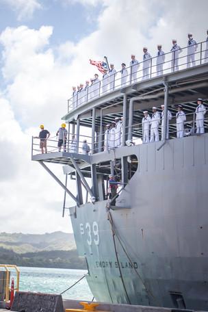 Homecoming Guam