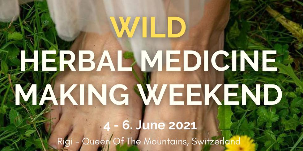 Summer Retreat - Wild Herbal Medicine Making