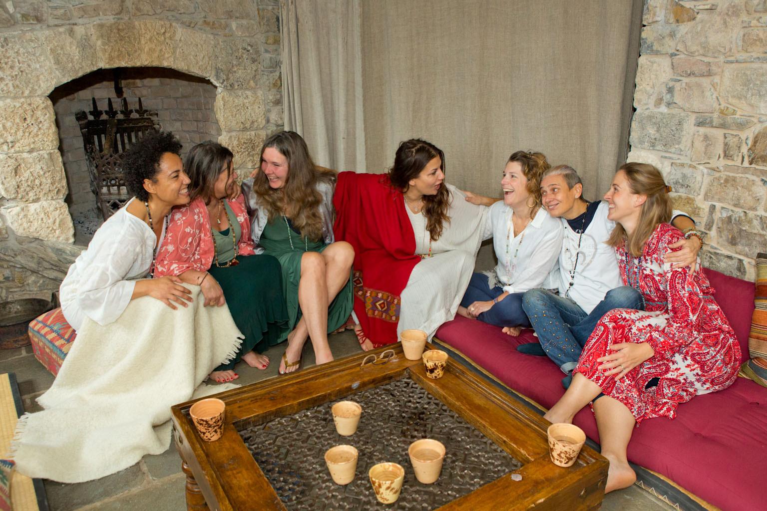 Women's Healing Retreat, Eremito, Italy