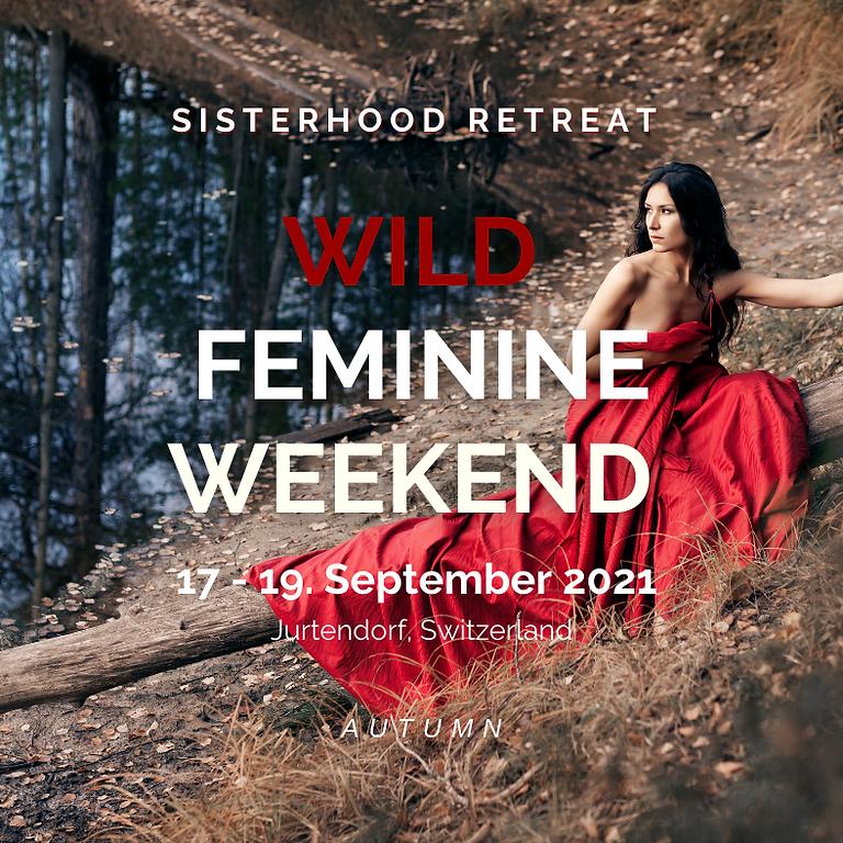 Autumn Retreat - Wild Feminine Weekend