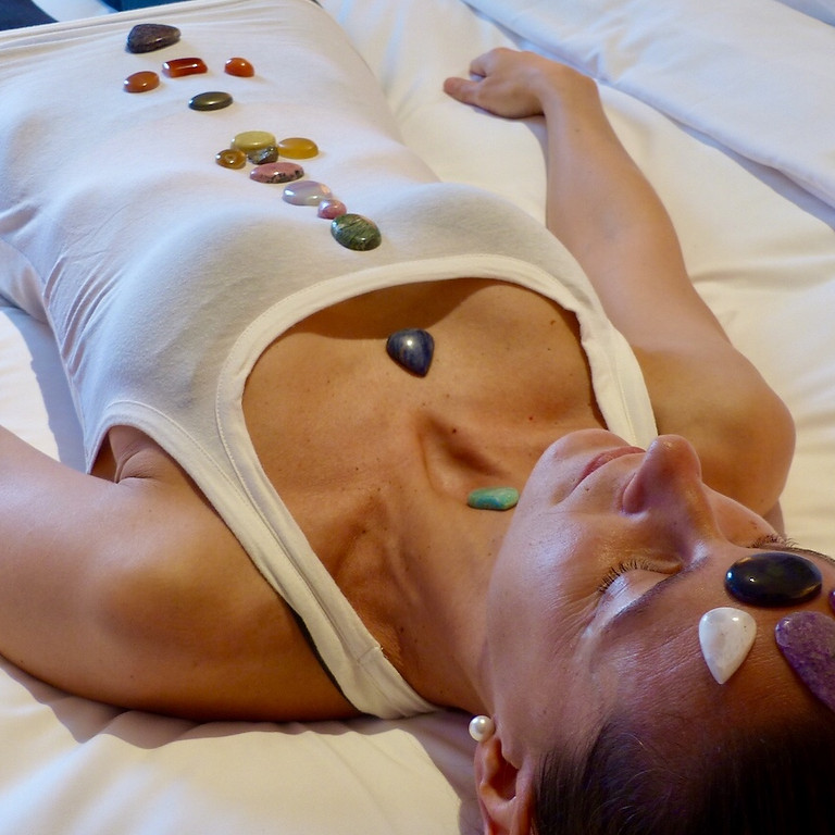 Chakra Crystal Balancing Course in Zug