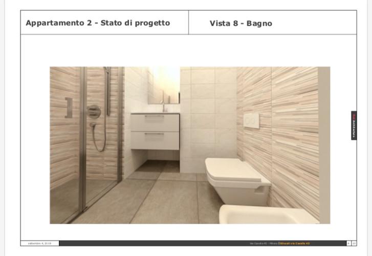 Bagno(2)/Via Casella 45
