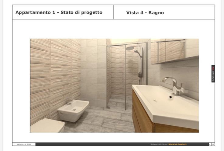 Bagno/Via Casella 45