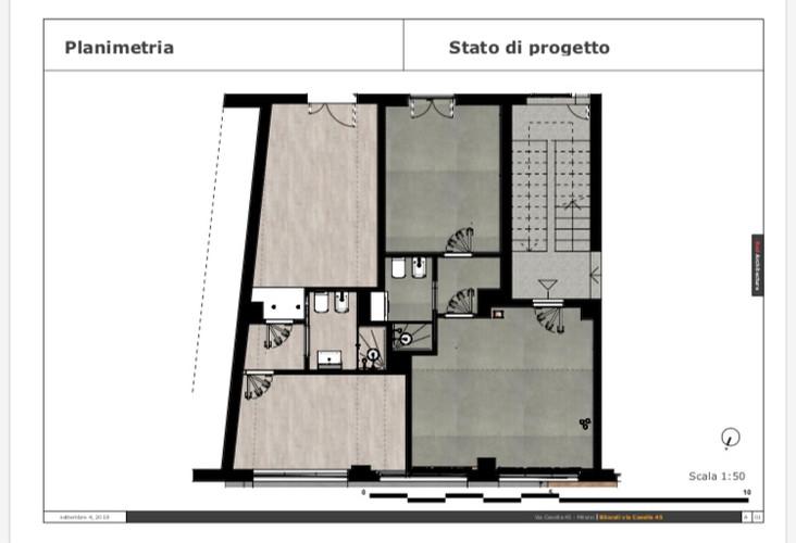 Planimetria/Via Casella 45