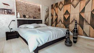 Camera da letto/Via della Bindellina