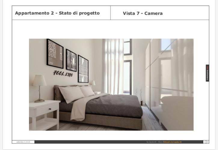 Camera da letto(2)/Via Casella 45