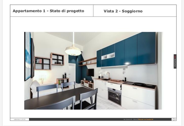Soggiorno(2)/Via Casella 45