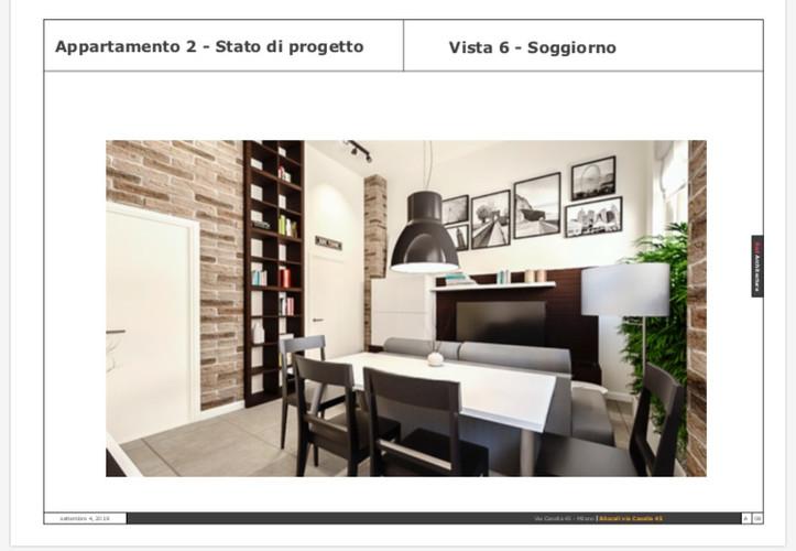 Soggiorno(4)/Via Casella 45
