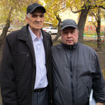 Встреча с председателем КРО СПР А.Н. Мещеряковым