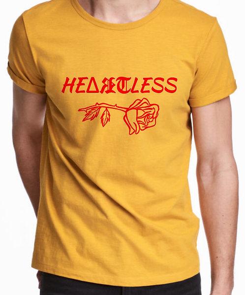 unisex HE∆ЯTLESS t-shirt