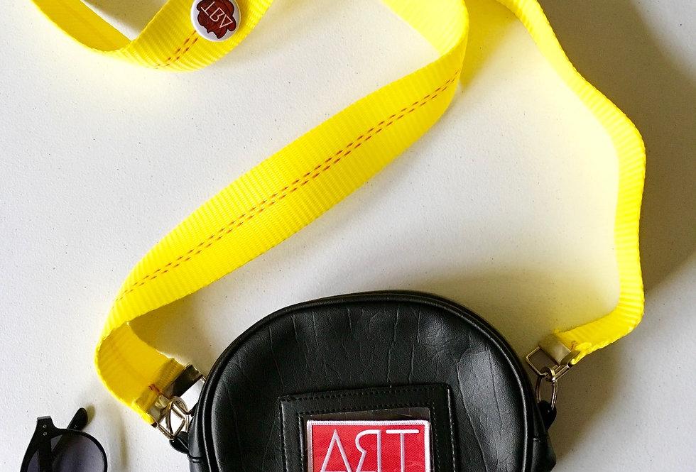 custom ∆ЯT purse