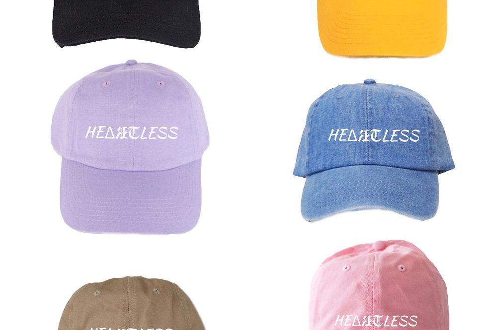 HE∆ЯTLESS Dad Hats