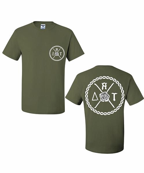 Green Unisex ART t-shirt