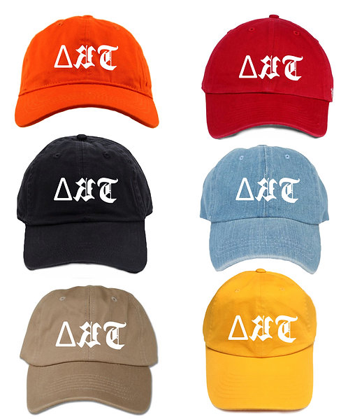 ∆ЯT Dad Hats