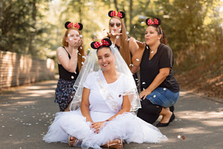 JGA Shooting Freundschaftshooting Bride