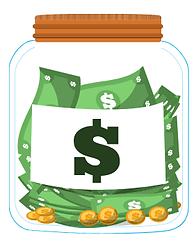 Dollar a day jar.png