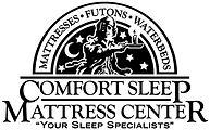 Comfort Sleep Mattress Center Logo