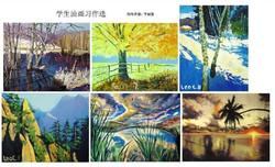 8-Mr Guofu Li's students work