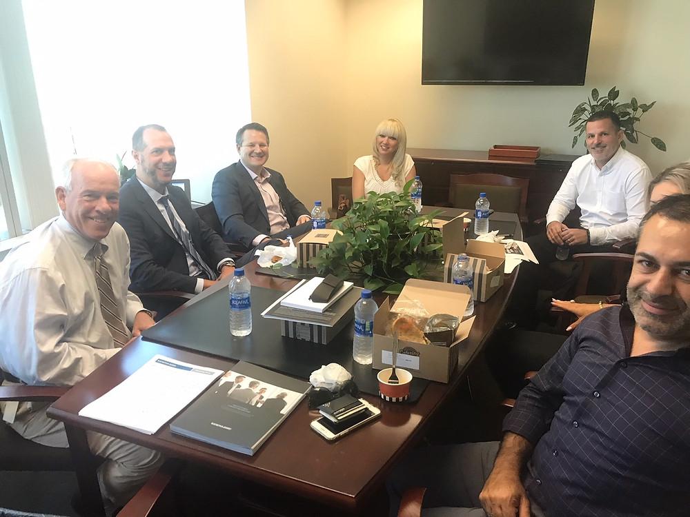 Bunker Hill II Elite Group Meeting