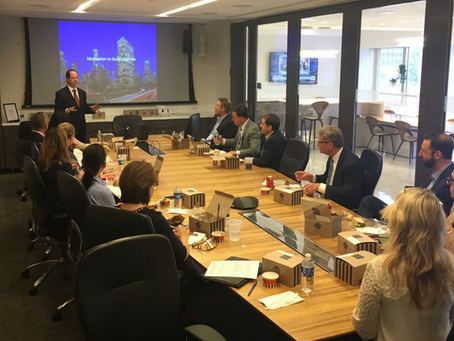 Highrise Group Meetings: From Santa Monica to Downtown Los Angeles