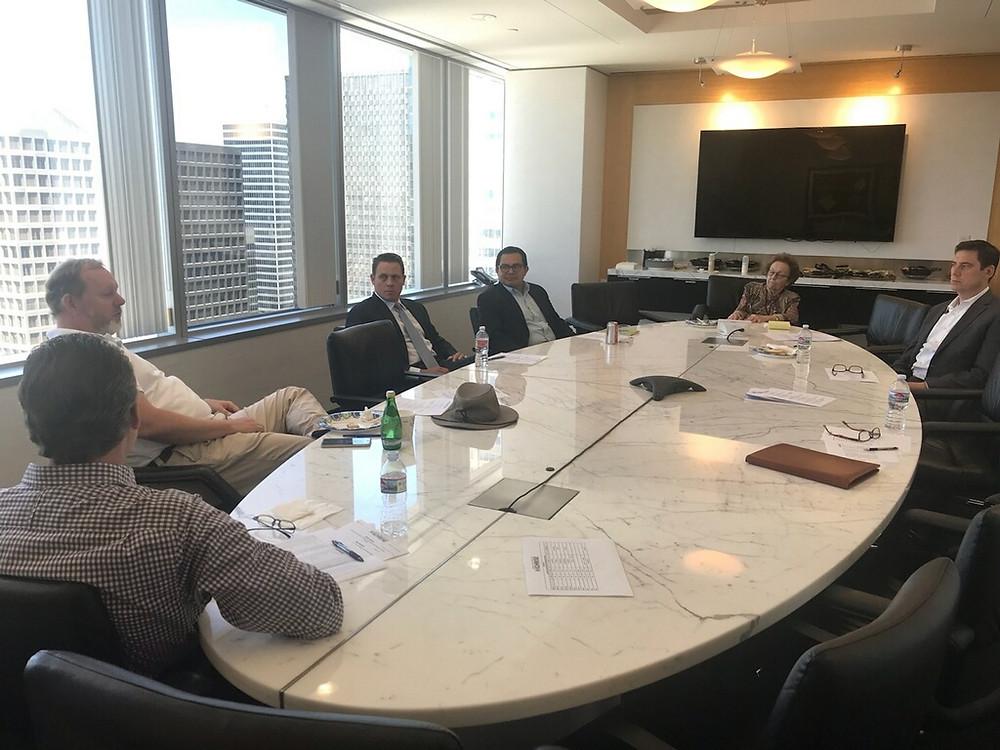 Century City Elite Group Meeting