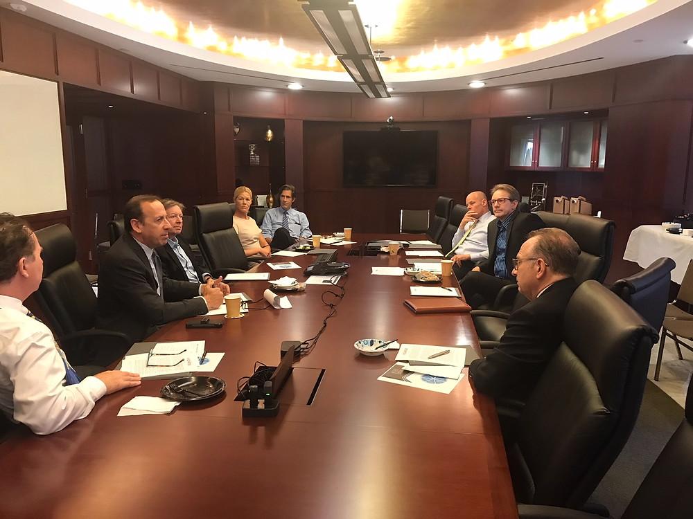 Bunker Hill I Elite Group Meeting