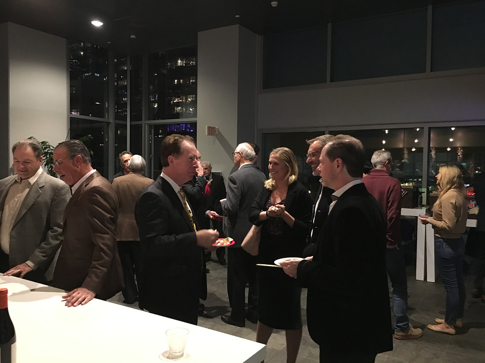 Forrest Blake Highrise Holiday Party