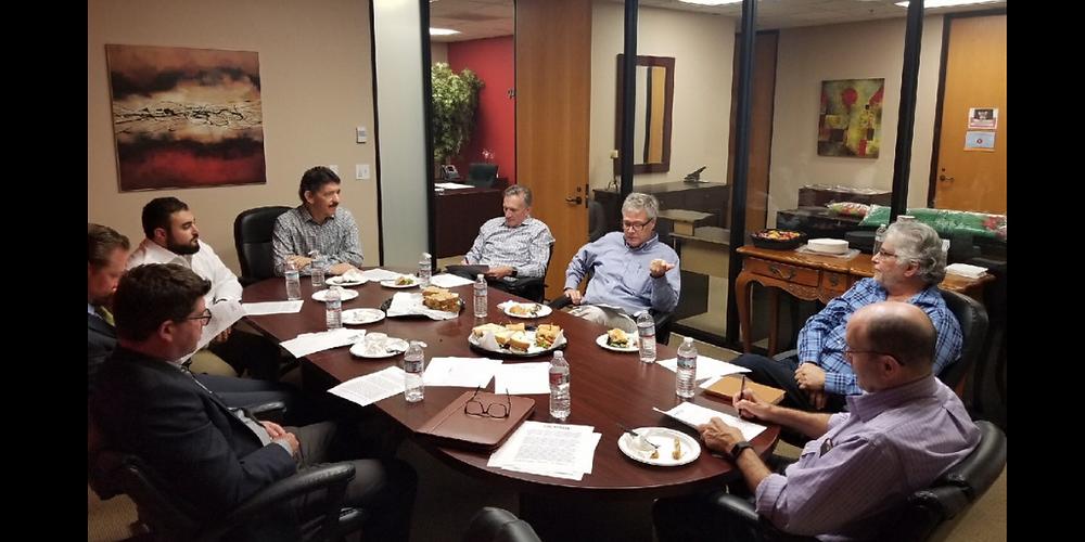 Brentwood Elite Group Meeting