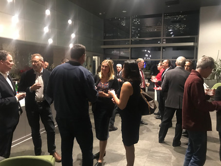 Highrise Holiday Party