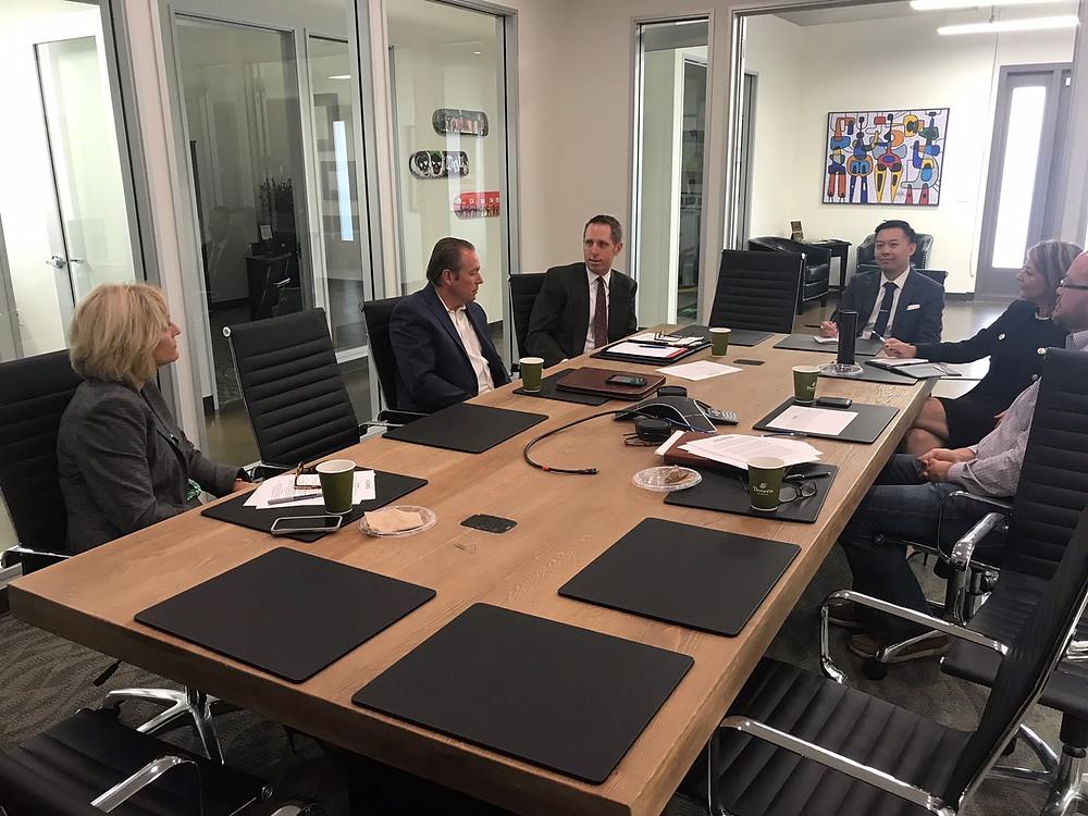 Pasadena II Elite Group Meeting