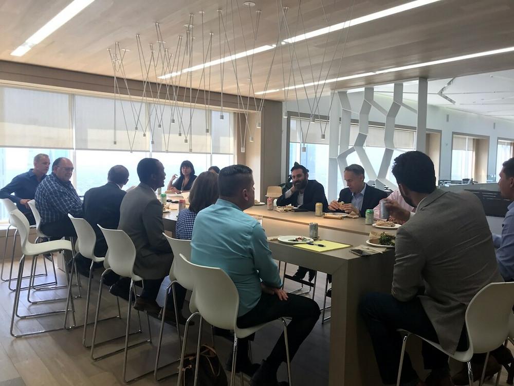 Figueroa Elite Group Meeting