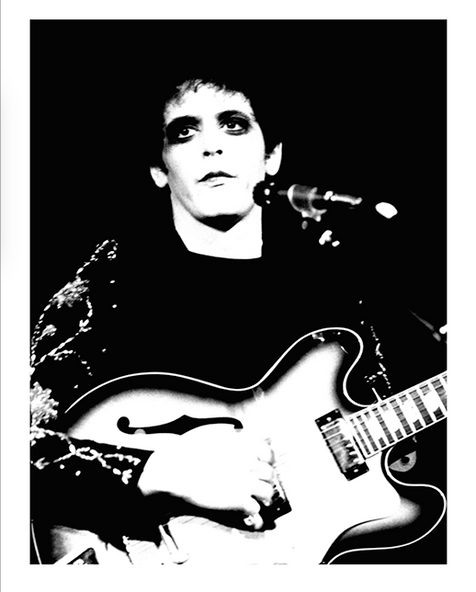 """Lou Reed Transformer Album Cover London 1972 © Mick Rock  11""""x14"""" $1,200 USD (limited edition of 90)  16""""x20"""" $2,000 USD (limited edition of 90)  20""""x24"""" $2,500 USD (limited edition of 50)  24""""x30"""" $4,000 USD (limited edition of 35)  30""""x40"""" $7,000 USD (limited edition of 25)  40""""x60"""" $12,000 USD (limited edition of 10)"""