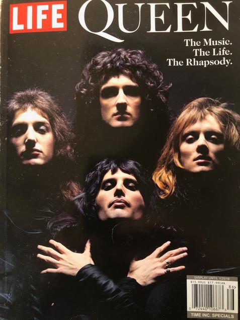 Life Magazine Featuring Queen