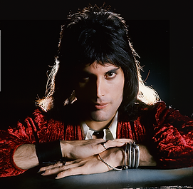 FreddieMercury_Backlit_London1974©MickRo