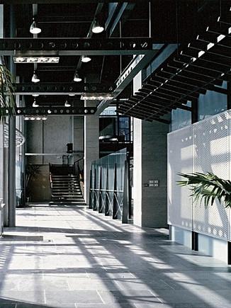 太平洋光電大樓_大廳廊道