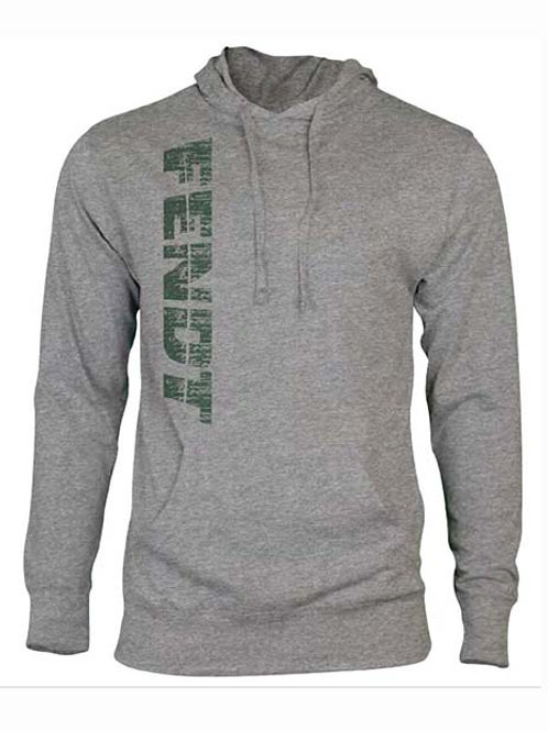 FENDT HOODED T-SHIRT