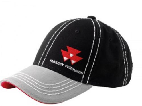 MF Black/Grey Cap