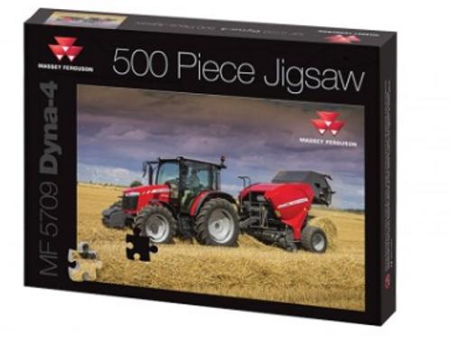 MF 500-pc Puzzle