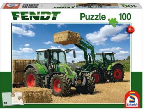 Fendt 100-pc Puzzle