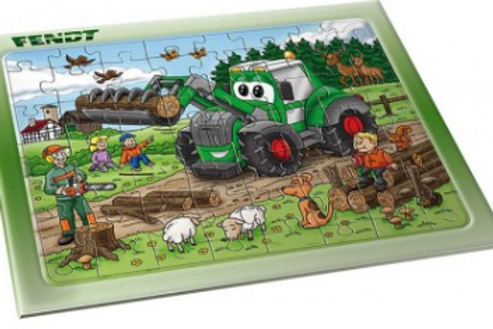 Fendti Puzzle 2-pc set